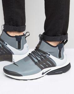 Resultado de imagen para zapatillas botines nike para hombre