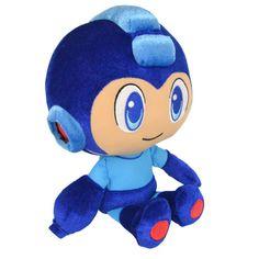 Megaman: Mega Man Collectors Plush