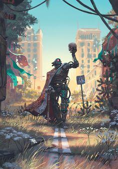 Mutant Poster 1 – Maskinarium | Fria Ligan