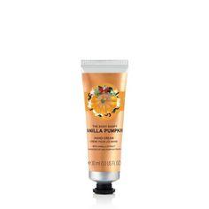 The Body Shop Vanilla Pumpkin Handcream