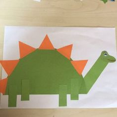 Youngsters are love dinosaur crafts. Kids as well as ladies alike are so captivated with dinosaurs. Right here are some imaginative ideas of dinosaur craft to stimulate their creativity! Dinasour Crafts, Dinosaur Crafts Kids, Dino Craft, Dinosaur Theme Preschool, Dinosaur Activities, Toddler Crafts, Preschool Crafts, Dinosaur Dinosaur, Volcano Activities