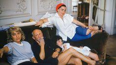 """Η εγγονή του Πικάσο Ντιάνα Γουιντμάιερ #Πικάσο θυμάται: """"Ο #Πικάσο ήταν ένα τέρας αλλά ο τρόπος που προσεγγίζει την πρώτη του #κόρη στα έργα του είναι υπέροχος..."""" #Picasso #art #artist #daughter #painting #fragilemagGR http://fragilemag.gr/o-poliplokos-kosmos-tou-picasso-maya/"""