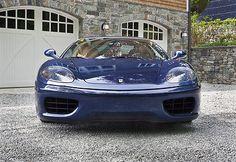 2003 Ferrari 360 F1 excellent condition, tour de france blue, major service