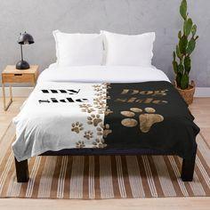 Dog Illustration, Illustrations, My Side, Designs, Comforters, Blanket, Pillows, Bed, Dogs