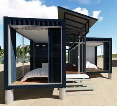 40FT Modified Shipping Container House