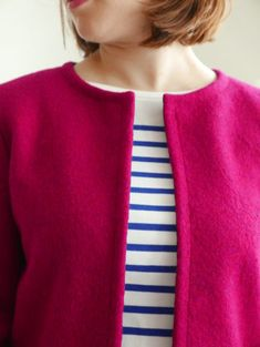 Simple Wardrobe, Sewing, Projects, Sweaters, Jackets, Inspiration, Clothes, Style, Fashion