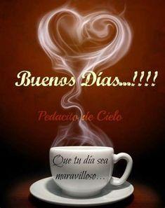 Good Morning In Spanish, Good Morning Funny, Good Morning World, Good Morning Coffee, Good Morning Love, Good Morning Messages, Morning Humor, Good Morning Images, Morning Gif