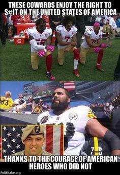 The NFL .. vs .. America