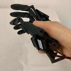 Its a real Hand . #bionic #robot #design #DIY #industrialdesign #prosthetics #3dprint #3D #3dmodel #cyborg #mechatronics #medical #technology #maker #arduino #RaspberryPi #mechanics