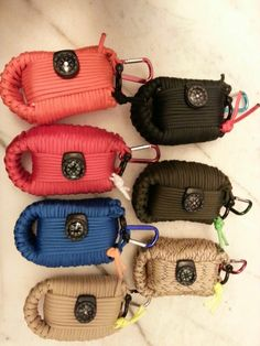 Z.A.P.S Gear Survival Grenades are available in these seven colors at www.zapsgear.com. Tactical Survival, Survival Tools, Survival Prepping, Survival Quotes, Survival Mode, Camping Survival, Survival Stuff, Bushcraft Camping, Tac Gear