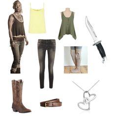 beth greene outfits   Beth Greene The Walking Dead Cosplay