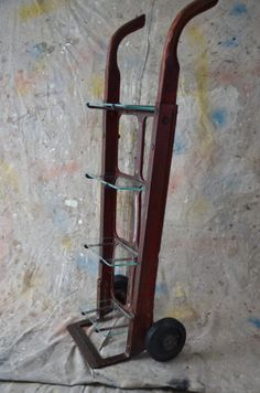 Industrial Shelf Unit or bookcase Repurposed by WhitesIndustrial, $225.00