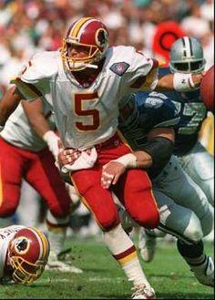 Heath Shuler - Washington Redskins Redskins Football f74e4f748