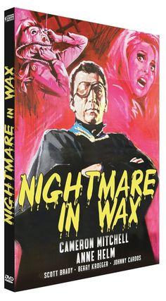 Nightmare in Wax (1969) - DVD