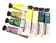 Terry Harrison - Terry Harrison's range of watercolour paints