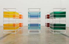 Liam Gillick. The Highlights Of Art Basel in Hong Kong {2013} | Yatzer™