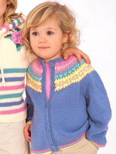Fair Isle Classic | Yarn | Free Knitting Patterns | Crochet Patterns | Yarnspirations