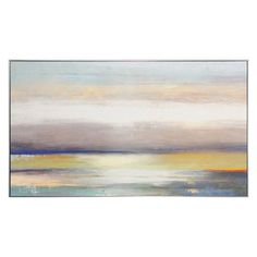 Propac Images Evening Tide Framed Wall Art - Set of 3 | from hayneedle.com