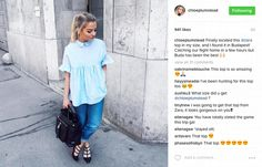 Chloe looks very on trend teaming her shoes with her black handcrafted Dahlia handbag, all made in Britain  http://www.vva.co.uk/pages/vva-pr
