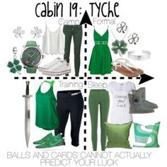 Tyche Cabin Clothes