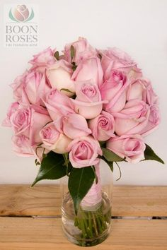 High & Mighty    A beautiful large headed soft pink rose, useful in wedding bouquets or any arrangement you wish to create. Average stem length 50-70 cm. http://www.boonroses.com.au/product.php?id=16=1
