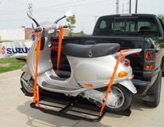 scooter rack - Google Search