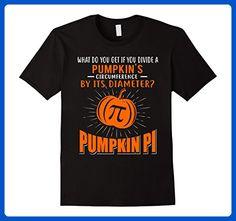 ec972acd Mens Funny Pumpkin Pi Math Pun Halloween Costume T-Shirt Large Black - Math  science and geek shirts (*Amazon Partner-Link)