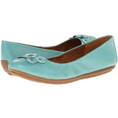 Womens Shoes Naturalizer Utopia Sailboat Turquoise Smooth