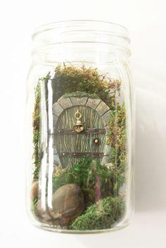 14 Alluring Mason Jar Fairy Garden Ideas You Should Look Now! | Balcony Garden Web