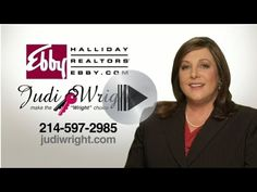 About the Judi Wright Team -@ Ebby Halliday (469) 634-0932 #thejudiwrightteam