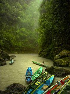 #Pagsanjan River Laguna #Philippines
