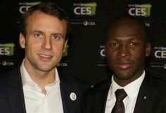 Tony Smith, Le ##Cameroun-ais du président Français: L'informaticien a participé de bout en bout à la campagne électorale du… #Team237