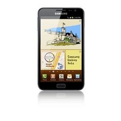 Samsung Galaxy Note N7000 16GB Unlocked Android Smartphone - Dark Blue ~ Details ->> http://amzn.to/JvIsTp