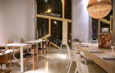 Espai Sucre in Barcelona, Cataluña   http://www.chowzter.com/destination-dining/europe/Barcelona/review/EspaiSucre/6389_6481
