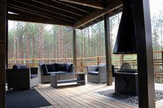 Varausmökki ja sauna Repovedellä Mtb, Finland, Places To Go, Patio, Outdoor Decor, Home Decor, Decoration Home, Room Decor, Home Interior Design