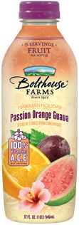 Bolthouse Juice - Passion Orange Guava