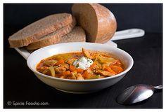 Spicie Foodie ™ » Goulashesque Chicken Stew, A Forgotten Post