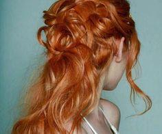 Imagen de hair, redhead, and katherine mcnamara Sansa Stark, Hair Inspo, Hair Inspiration, Yennefer Of Vengerberg, Clary Fray, Katherine Mcnamara, Ginger Hair, Hair Goals, Redheads