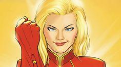 Captain Marvel star Brie Larson spoke about the important role the superhero…