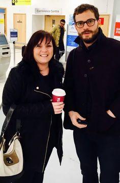GALERIA: Jamie Dornan com Fãs em Belfast – 22 de Janeiro | Jamie Dornan Brasil