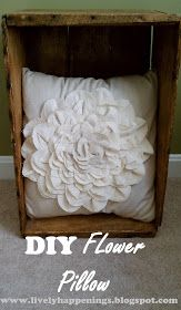 Lively Happenings: DIY Throw Pillows