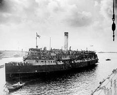 Photos of the Exodus Refugee Ship | Jewish Virtual Library #israel