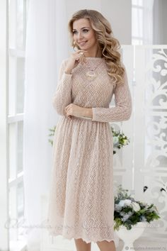 Dress 'a Web of tenderness'. Work Fashion, Fashion Beauty, Fiesta Outfit, Feminine Style, Preppy, Style Me, Girl Outfits, Girly, Culture
