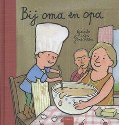 Guido van Genechten - Bij oma en opa (4+)
