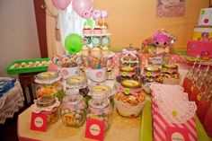 Lalaloopsy Party #lalaloopsy #party