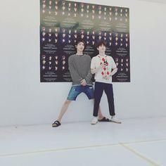 Chanyeol Suho Instagram