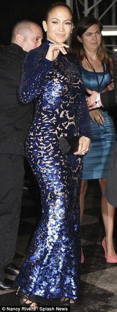 She's always killin'it!  Jennifer Lopez #flawless