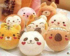 Kreatív kenyerek Japánban 24