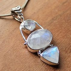 Necklace Pendant Moonstone Pendant Beautiful Beading Supplies 42mm Sterling Silver And Rainbow Moonstone Teardrop Pendant Moonstone