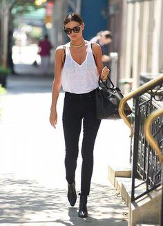 Miranda Kerr Photos: Miranda Kerr Steps Out in NYC